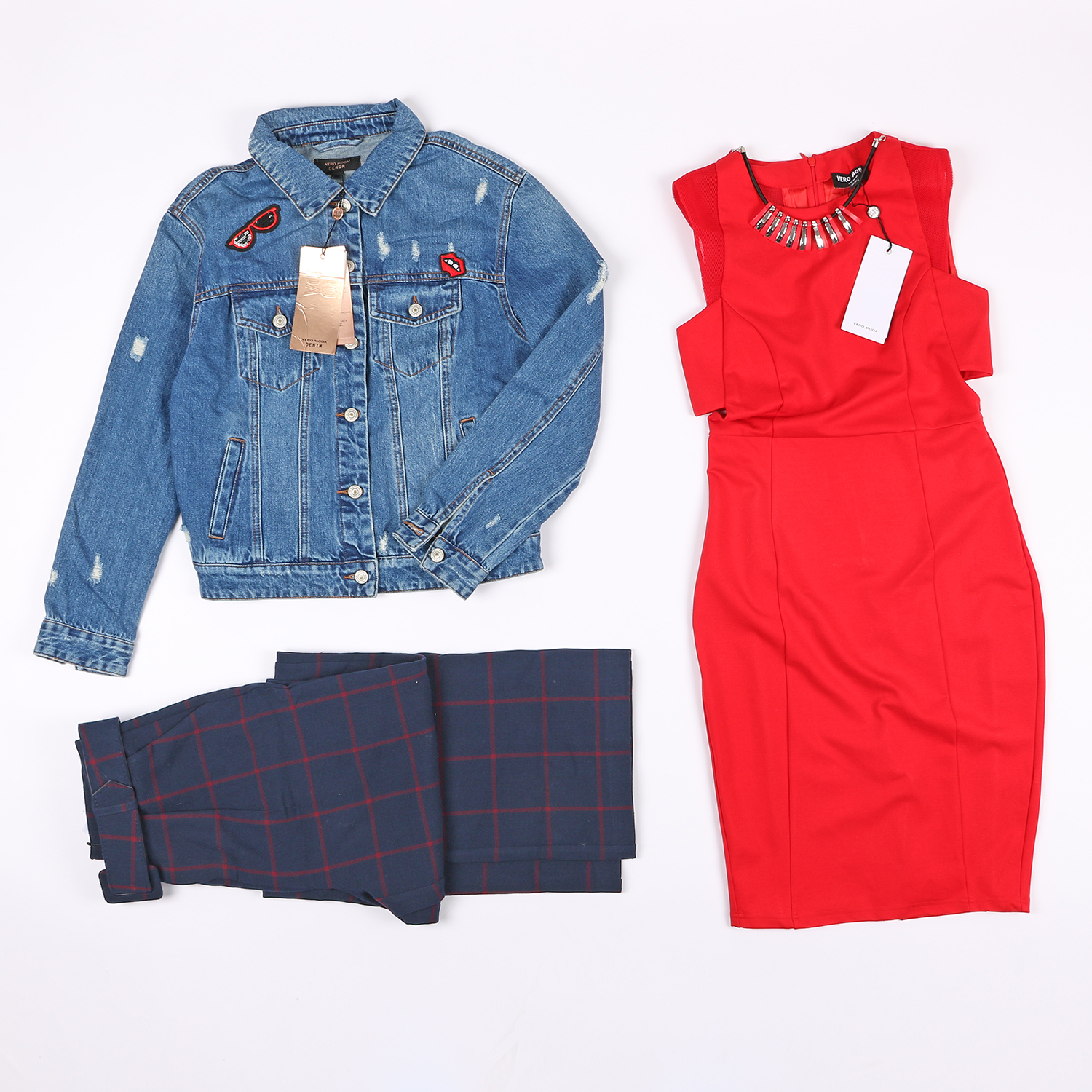 Stock: Only - Wholesale Clothing Outlet